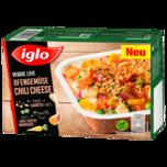 Iglo Veggie Love Ofengemüse Chili Cheese 370g