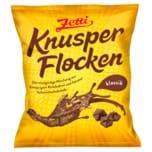 Zetti Knusperflocken Vollmilchschokolade 350g