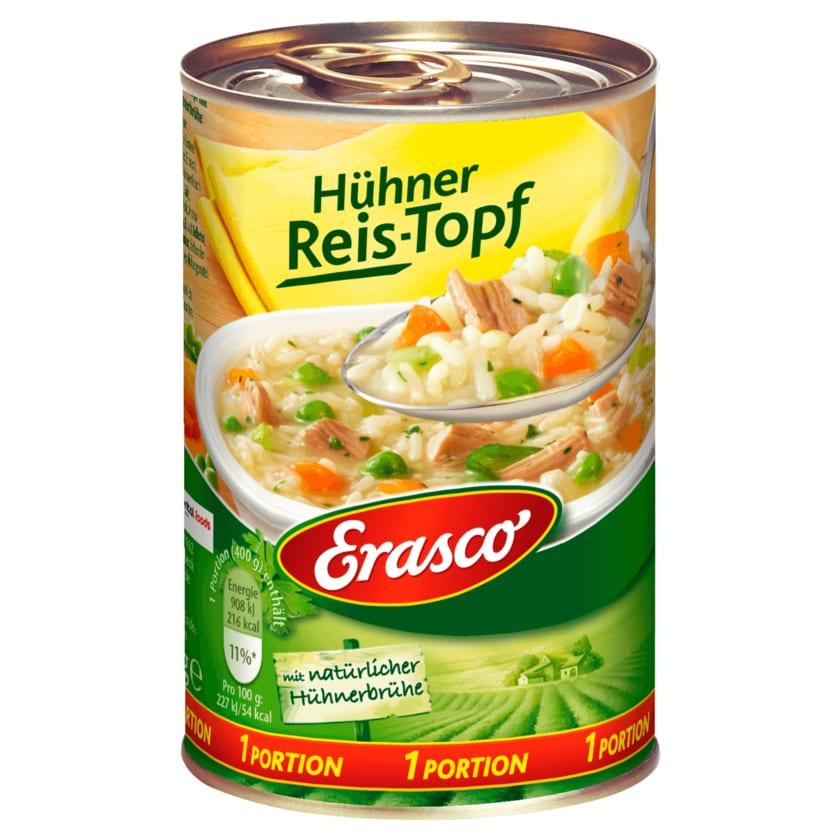 Erasco Hühner-Reistopf 400g