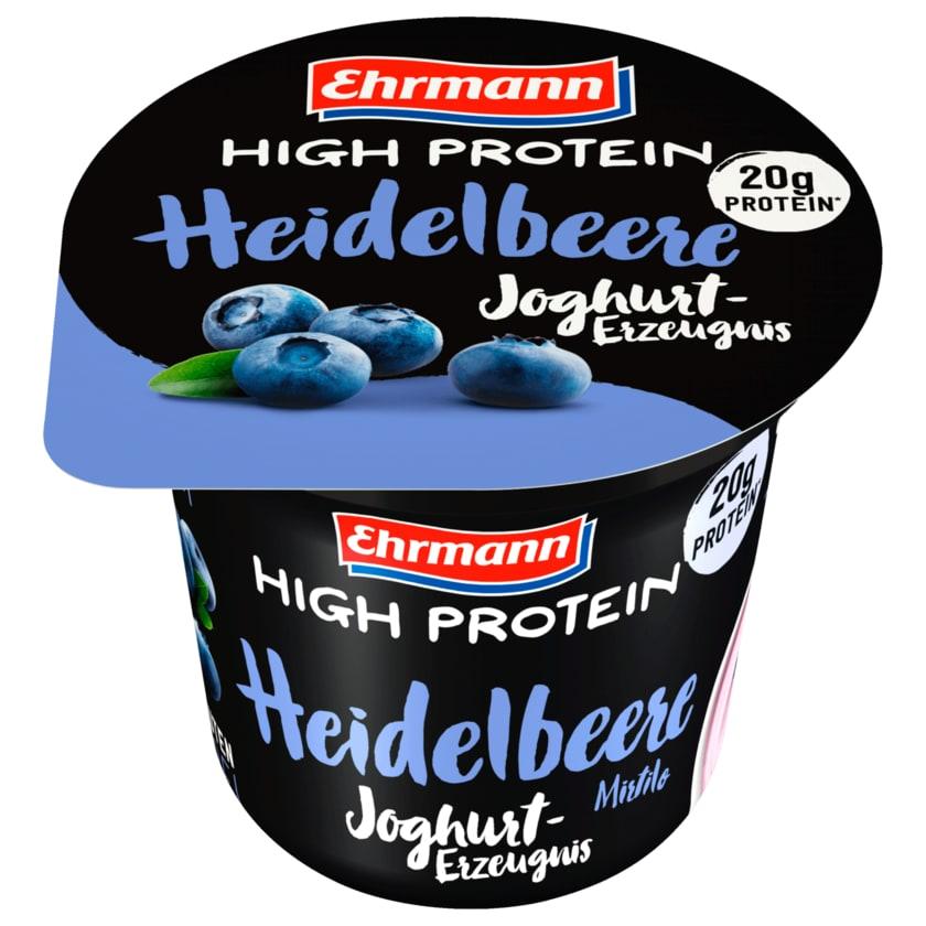 Ehrmann High Protein Joghurt Blaubeere 200g
