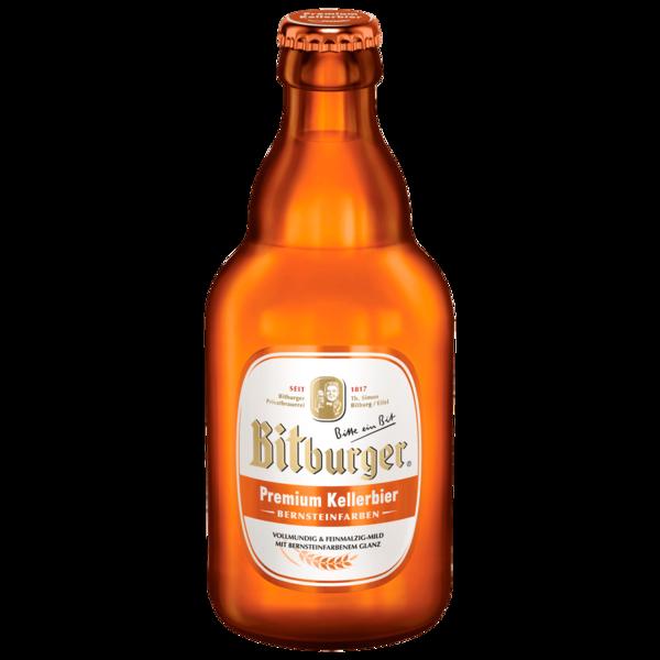 Bitburger Kellerbier 0,33l