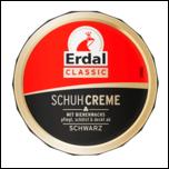 Erdal Classic Schuhcreme Schwarz 75ml