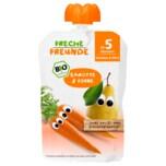 Freche Freunde Bio Karotte & Birne 100g