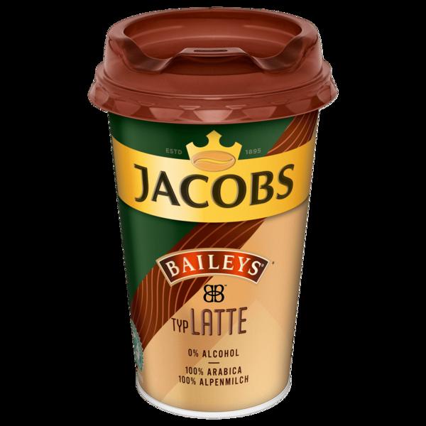 Jacobs Eiskaffee Baileys Typ Latte Macchiato 230ml