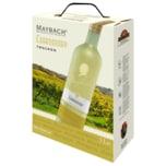 Maybach Weißwein Chardonnay QbA trocken 3l