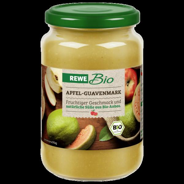 REWE Bio Apfel-Guavenmark 360g