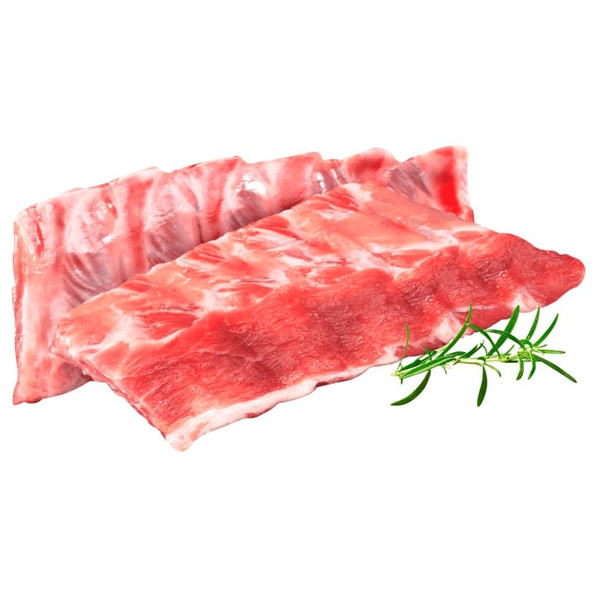 Schweine Schälrippchen