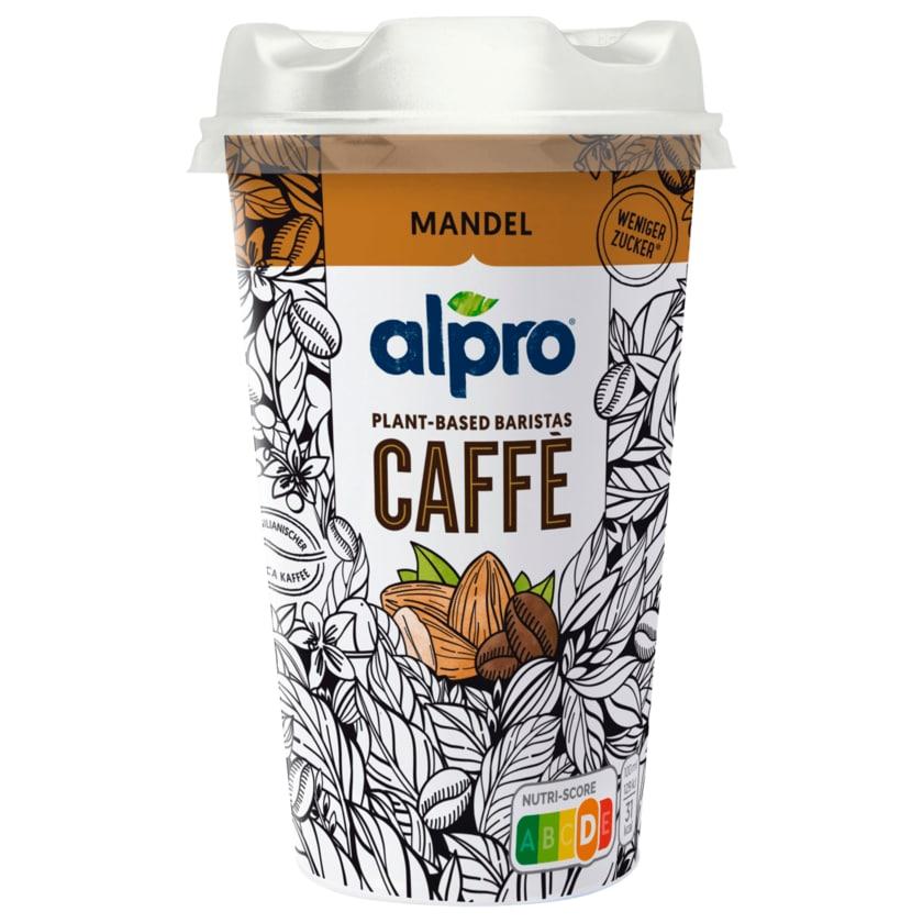 Alpro CAFFÈ Kaffee mit Mandeldrink vegan 235ml