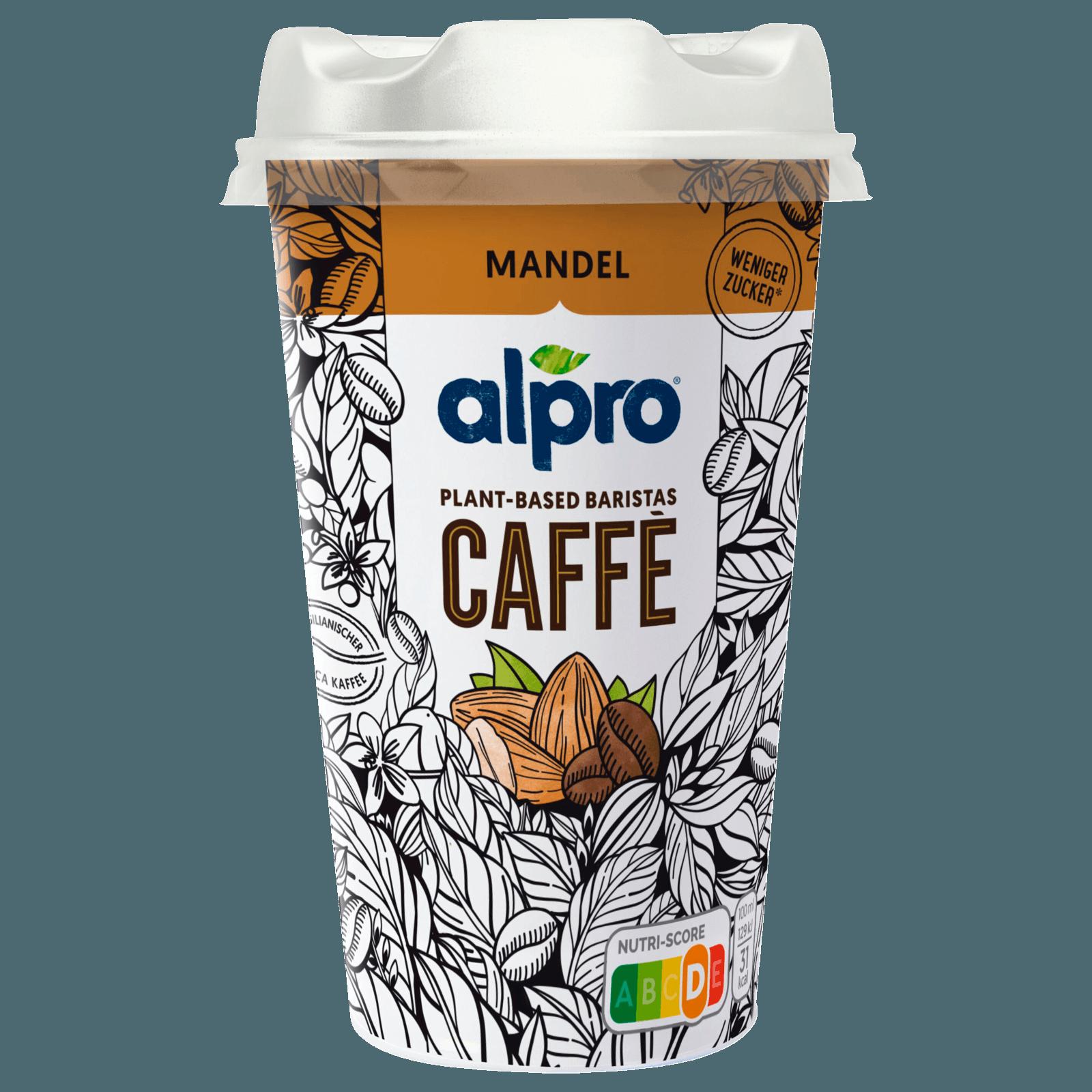 Alpro Caffè Brasilianischer Kaffee & Mandel 235ml