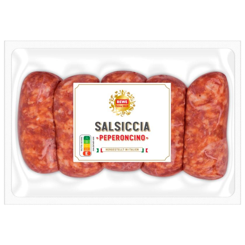 REWE Feine Welt Salsiccia Peperoncino 300g