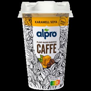 Alpro Caffè Soya Caramel 235ml
