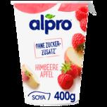 Alpro Himbeere Apfel 400g