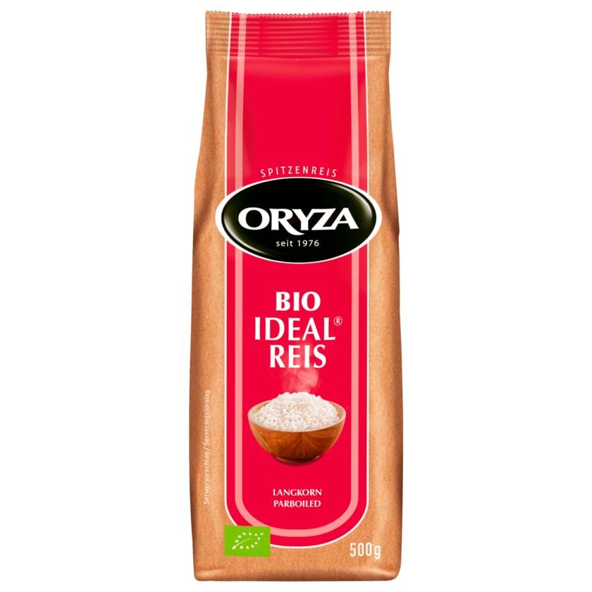 Oryza Bio Ideal Reis Langkorn 500g
