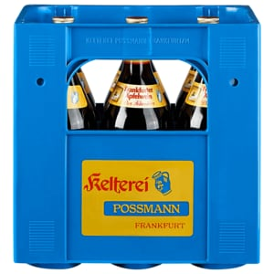 Possmann Frankfurter Äpfelwein 6x1l