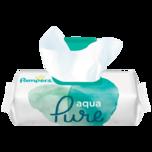 Pampers Aqua Pure Feuchttücher 48 Sück