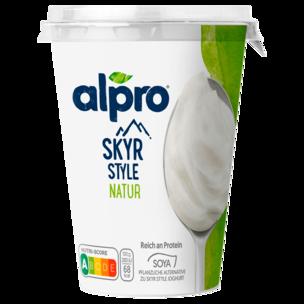 Alpro Soja-Joghurtalternative Skyr Style natur vegan 400g