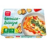 REWE Beste Wahl Gemüselasagne 400g