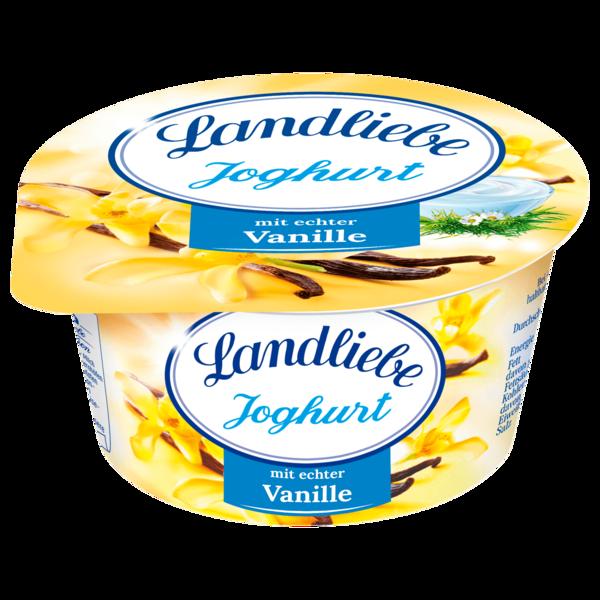 Landliebe Joghurt Vanille 150g