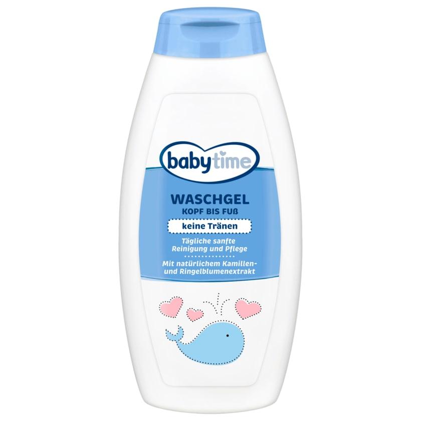 Babytime Baby Waschgel 500ml