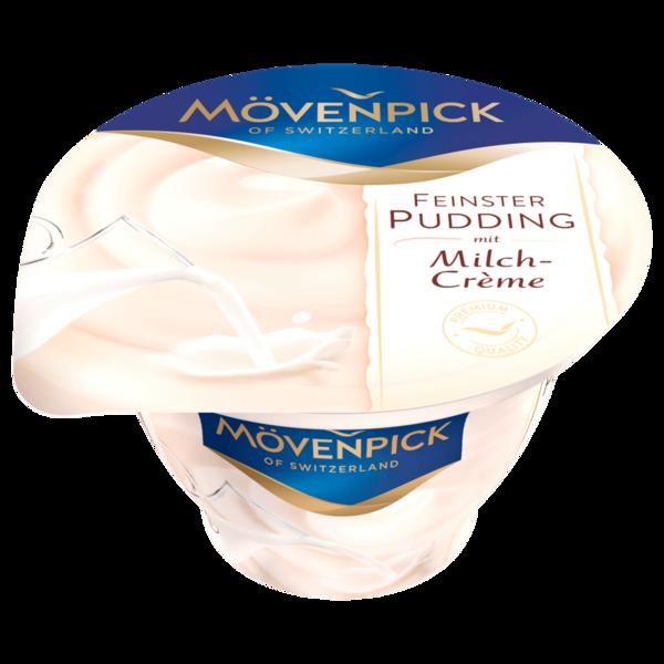 Mövenpick Feinster Pudding mit Milchcreme 150g