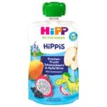 Hipp Hippis Bio Drachenfrucht-Johannisbeere in Apfel-Birne 100g