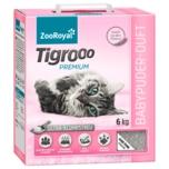 ZooRoyal Tigrooo Premium Ultra Klumpstreu 6kg