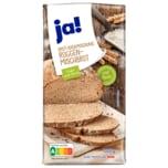 ja! Brot-Backmischung Landbrot Roggenmischbrot 1kg