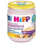 Hipp Frühstücks Bio Porridge Banane-Blaubeere Haferbrei 160g