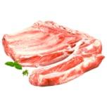 Dicke Rippe Schwein