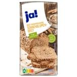 ja! Brot-Backmischung Sonnenblumen-Brot 1kg