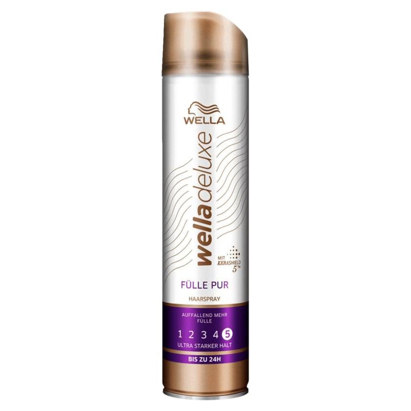 Wella Deluxe Haarspray Pure Fullness Ultra Strong 250ml