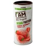 I Am Sport Vegan Protein Erdbeer 450g