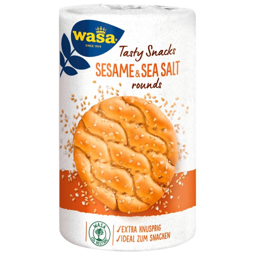 Wasa Tasty Snacks Sesame & Sea Salt 235g