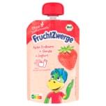 Fruchtzwerge Bio Apfel-Erdbeere +Gerste + Joghurt 90g