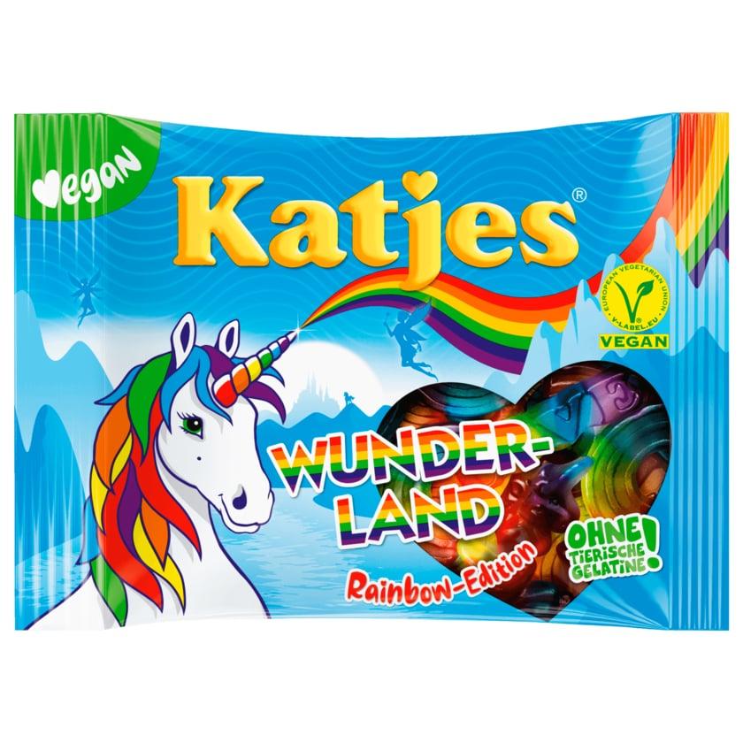 Katjes Fruchtgummi Wunderland Rainbow-Edition 200 g
