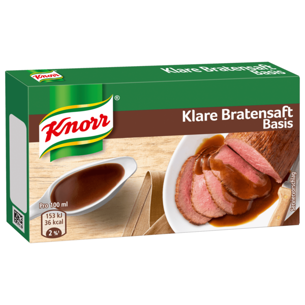 Knorr Klarer Bratensaft Basis 1l