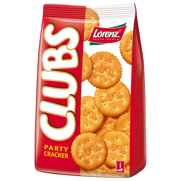 Lorenz Clubs Party-Cracker 200g