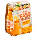 Veltins Fassbrause Mango-Maracuja alkoholfrei 6x0,33l