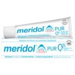 Meridol Zahnpasta Pur antibakteriell 75ml