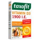 Taxofit Vitamin D3 1900 I.E. Depot 45 Stück