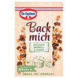 Dr. Oetker Back Mich Haselnuss Karamell & Schoko 90g