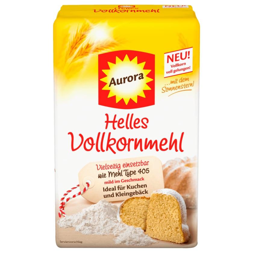 Aurora Helles Vollkornmehl 1kg
