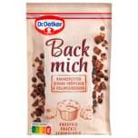 Dr. Oetker Back mich Kakaosplitter Schoko-Tröpfchen & Vollmilchschoko 90g