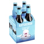 Ratsherrn Moby Wit Belgian White Ale 4x0,33l