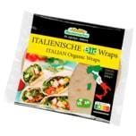 Mestemacher Italienische Bio Wraps 225g