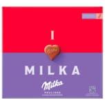 Milka I love Milka Pralinés Haselnusscrème 110g