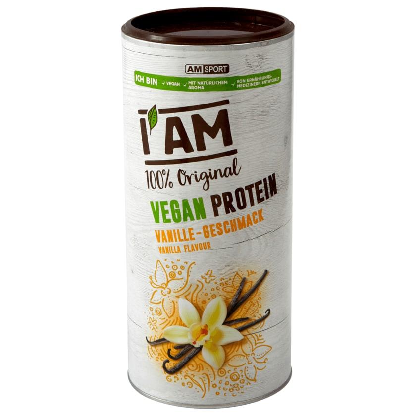 I Am Sport Vegan Protein Vanille 450g