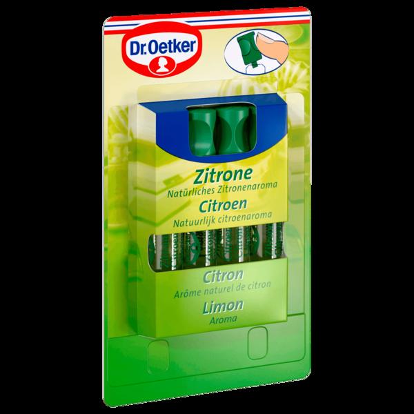 Dr. Oetker Zitronen-Aroma 4 Stück