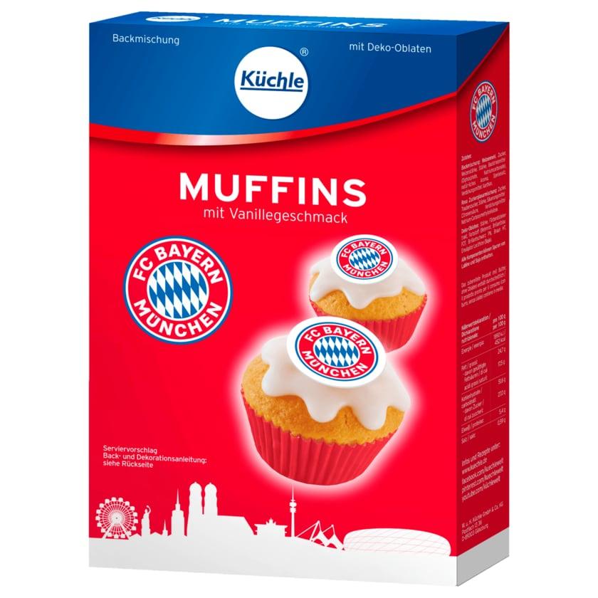 Küchle FC Bayern-München Muffins Backmischung 340g