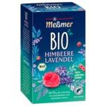 Meßmer Bio Himbeere Lavendel 50g, 20 Beutel